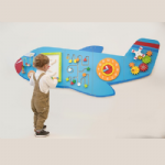 Aeroplane Activity Wall Panel